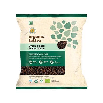 Black Pepper Whole Organic - Organic Tattva