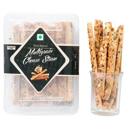 Multigrain Cheese Straw - Healthy Alternatives