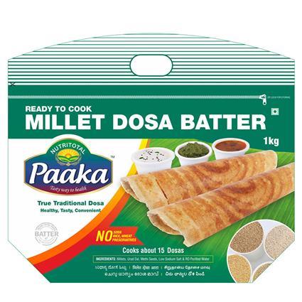 Millet Dosa Batter - Paaka
