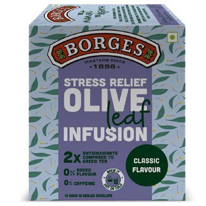 Borges Olive Leaf Infsn Classictea 10B