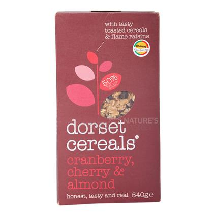 Super Cranberry, Cherry & Almond Cereals - Dorset