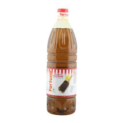 Kachi Ghani Mustard Oil - Fortune