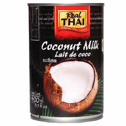 THAI COCONUT MILK 17-19% 400Ml