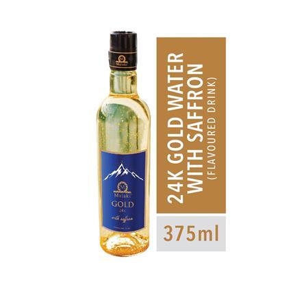 Malaki Gold Saffron Flvrd Drink 375 Ml