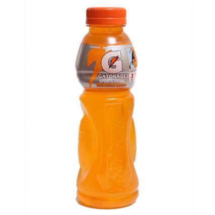 GATORADE SPORTS DRINK ORANGE 500ML PET