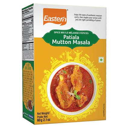 Patiala Mutton Masala - Eastern