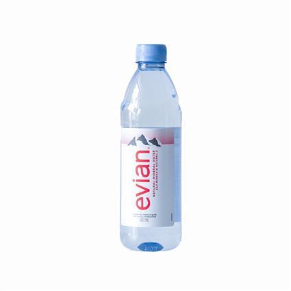EVIAN NATURAL MINERAL WATER 500Ml