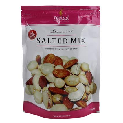 Salted Mix  -  Nuts - Rostaa