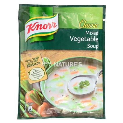 Mixed Vegetable Soup-Knorr