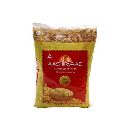 AASHIRVAAD ATTA WHOLE WHEAT 1Kg
