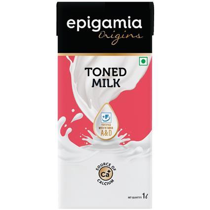 Epigamia UHT Toned Milk&Nbsp;- 1 LTR