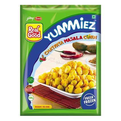 Chatpata Masala Corn - Yummiez