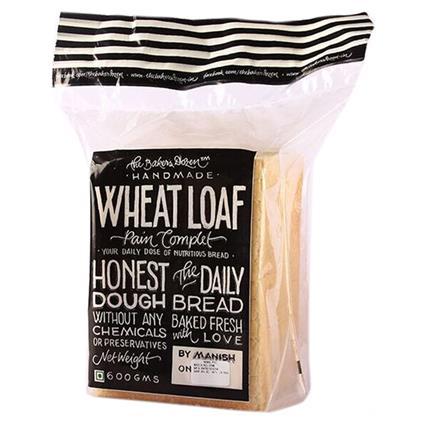 Whole Wheat Full Loaf - The Baker's Dozen