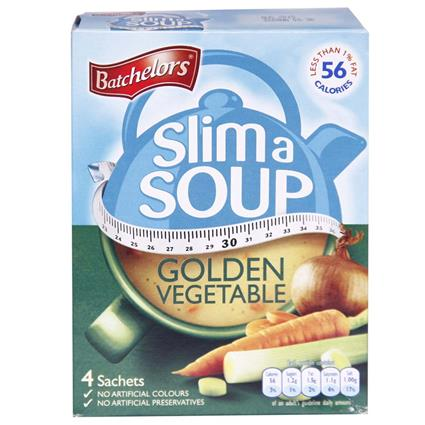 Slim A Soup  -  Golden Vegetable - Batchelors