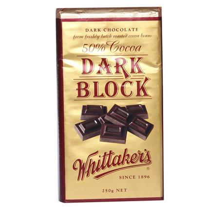 Dark Chocolate Block - Whittaker's