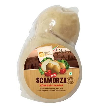 Scamorza Cheese Smoked - RRO