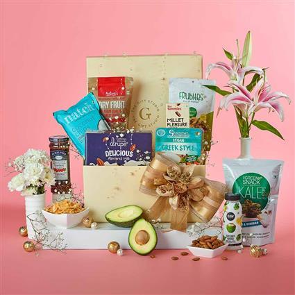 The Vegan Goodie Box