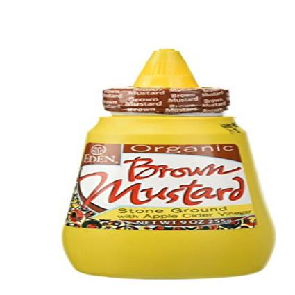 Organic Mustard Brown - Healthy Alternatives