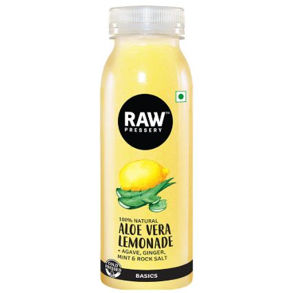Aloe Lemonade - Raw Pressery