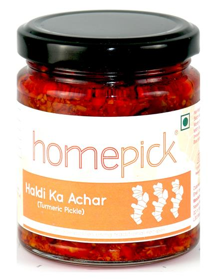 Pickle Turmeric Pickle - Homepick