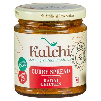 Kadai Chicken Curry Spread - Kalchi