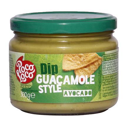 Guacamole Avocado  Salsa Dip - Poco Loco