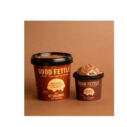 GOOD FETTLE BELGIAN CHOCOLATE CRUN 500ML