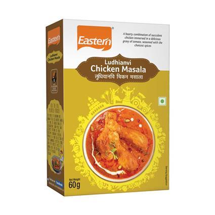 EASTERN CHICKEN MASALA LUDHIYNVI 60G BOX