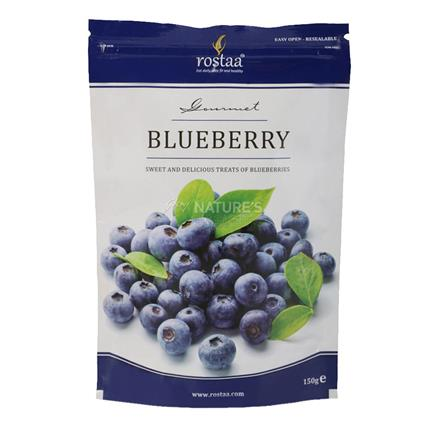 ROSTAA BLUE BERRIES STD POUCH 150G