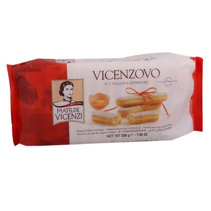 VICENZI ITALIAN LADY FINGER 200G