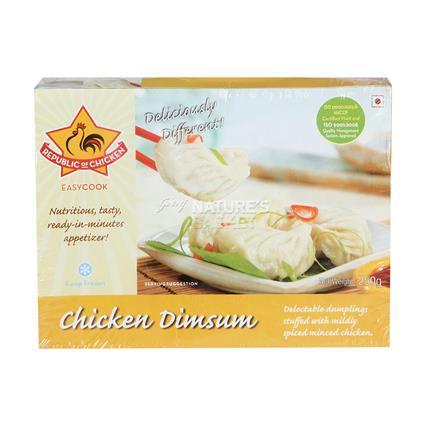 Chicken Dimsum - Republic Of Chicken