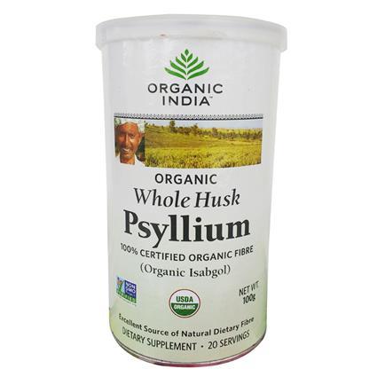 Psyllium Husk - Organic India