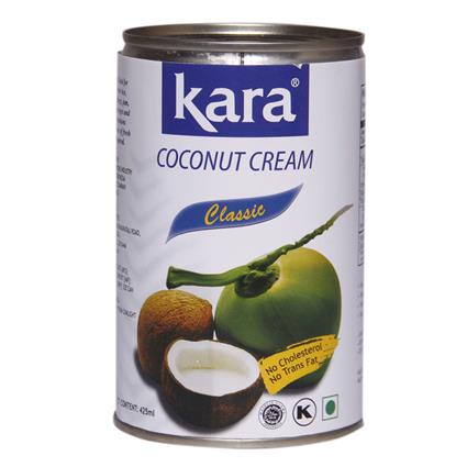 Coconut Cream - Kara