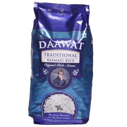Traditional Basmati Rice Original - Daawat