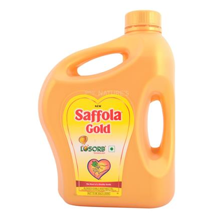Gold Oil - Saffola