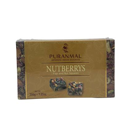 PURANMAL NUTBERRY 200 Gm