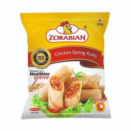 ZORABIAN CHICKEN SPRING ROLL 250G