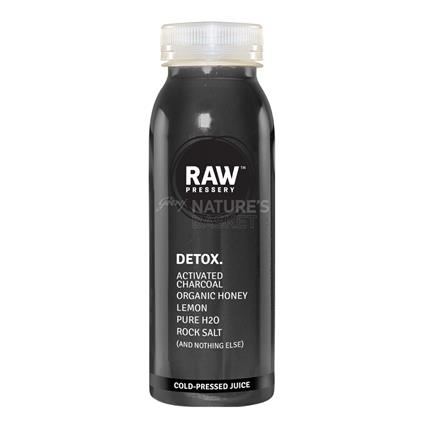 Cold Pressed Juice Detox - Raw Pressery