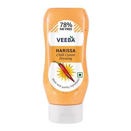 VEEBA HARISSA DRESSING 280G