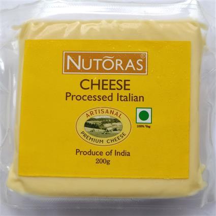 NUTORAS CHEESE PROCESSED 200GSIS