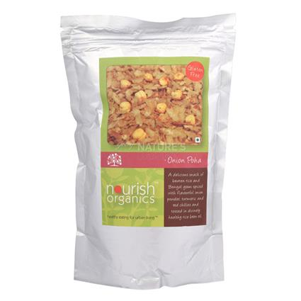 NOURISH ORGANIC ONION POHA 150G