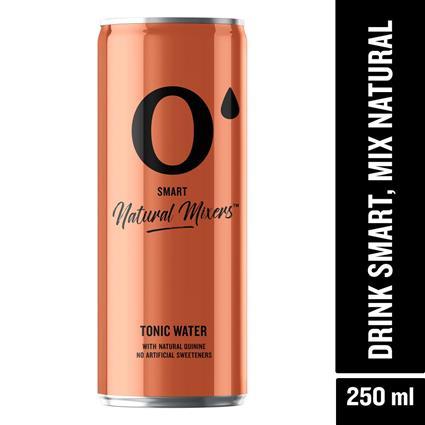O'smart NATURAL MX TONIC WATER 250ML PET