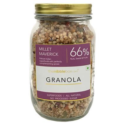 Millet Maverick Breakfat Granola - Thenibblebox