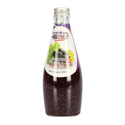 Black Grape Drink - American Style