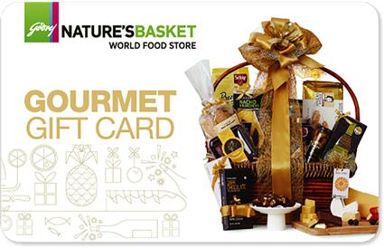 Gift Card - Natures Basket