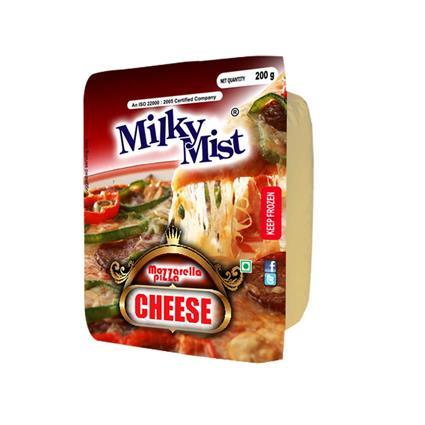MILKYMIST MOZZARELLA PIZZA CHEESE 200G