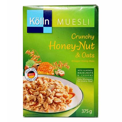 Crunchy Honey Nut Oats Muesli - Kolln