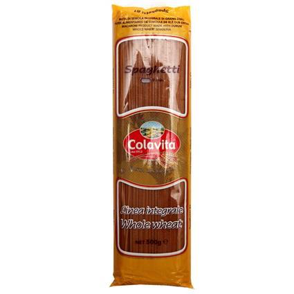 Whole Wheat Spaghetti Pasta - Colavita