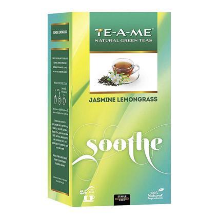 TEAME JASMINE GREEN TEA 25 TB