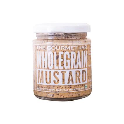 Gourmet Jar Wholegrain Mustard 170G